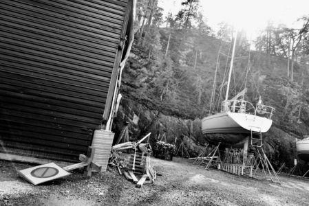 Ingarö island, Sweden, 2019