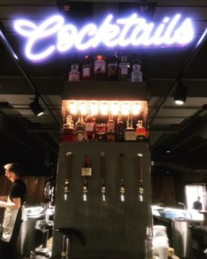 Cocktails på Kungsholmen