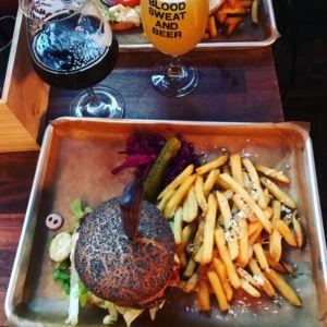 Brewdog burger