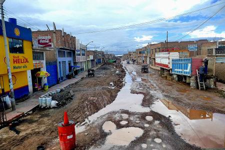 Juliaca, Peru.