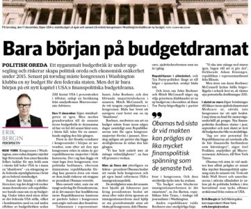 Budgetartikel
