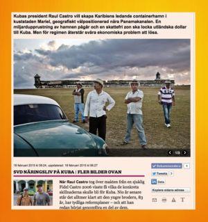 Kuba-nliv-nyhet