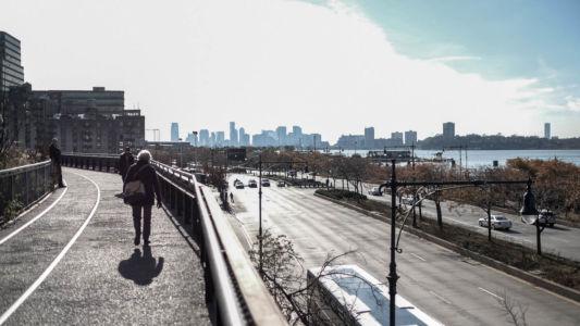 High Line, nov 2017