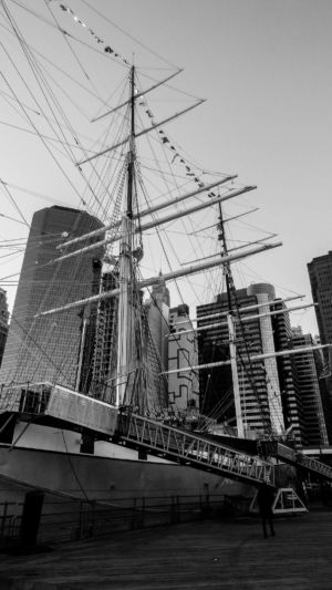 Old Seaport, Manhattan