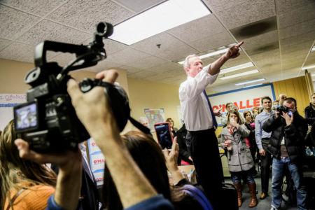 O'Malleys president-flopp
