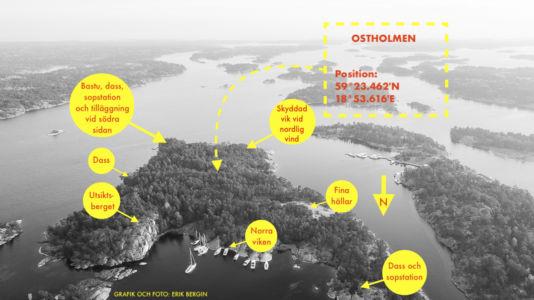 Ostholmen-grafik