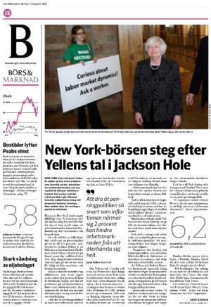 Yellen-sida-svd